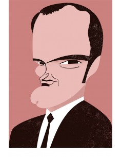 "Illustration ""Tarantino"" by..."