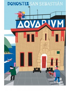 "Illustration ""Aquarium"" by..."