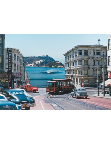 """Sanse Francisco 3"" by Lance. A4, A3..."