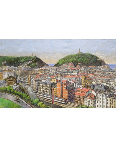 """""""Donosti Boom"""" by Roskow. A4 and A3..."""