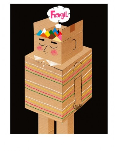 """Illustration """"Malamemoria"""" by Mikel..."""