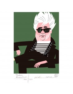 "Illustration ""Almodovar"" by..."