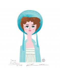 "Illustration ""Austen"" by..."