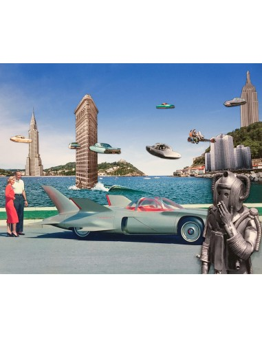 """Collage """"2020 futuro paralelo"""" by..."""