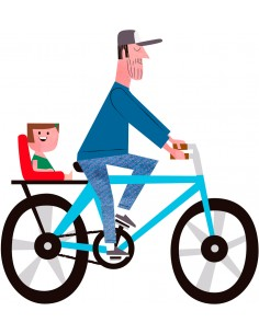 "Illustration ""De paseo con..."