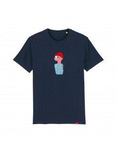 """""""Cousteau"""" Tshirt by Mikel..."""