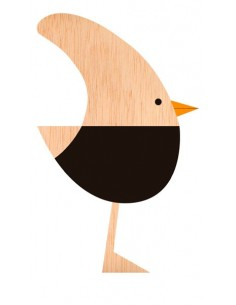 "Ilustración ""Single Bird""..."