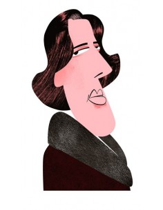 "Illustration ""Wilde"" by..."