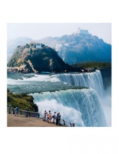 "Collage ""Cataratas"" by..."